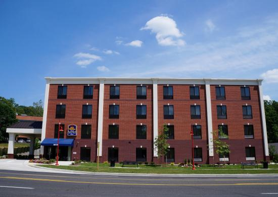 ‪BEST WESTERN PLUS College Park Hotel‬