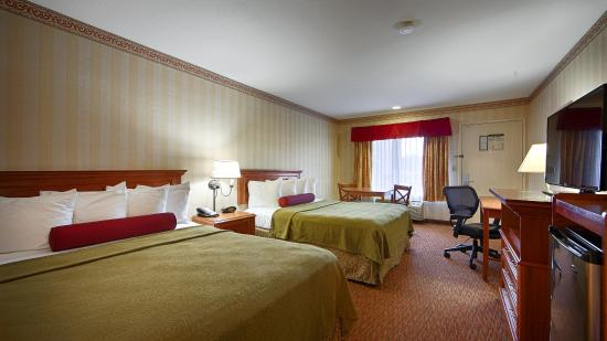 BEST WESTERN PLUS Raffles Inn & Suites