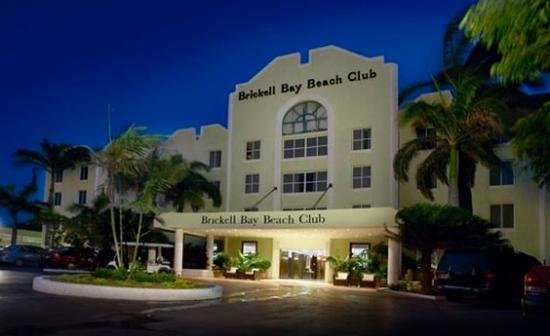 Brickell Bay Beach Club Hotel