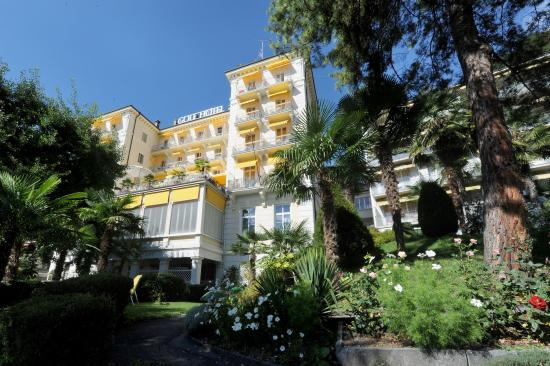 Photo of Golf-Hotel Rene Capt Montreux