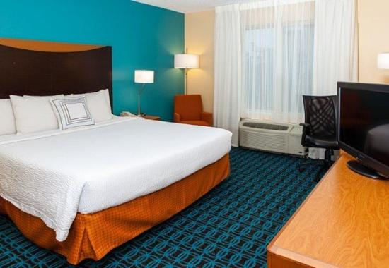 Photo of Fairfield Inn Dallas Market Center