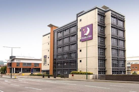 Premier Inn Nottingham Arena - London Rd