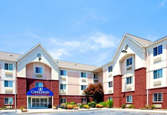 Candlewood Suites Research Triangle Park / Durham, NC