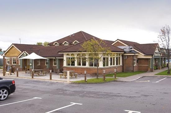 Premier Inn Warrington - A49/ M62, J9