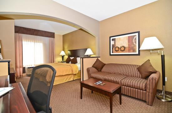Photo of Comfort Suites Ogden