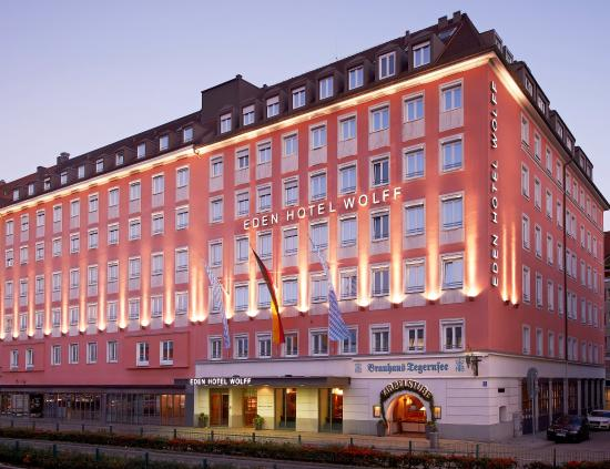 Photo of Eden Hotel Wolff Munich