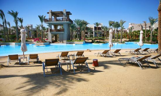 Crowne Plaza Sahara Oasis Port Ghalib Resort