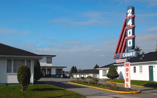 Photo of 2400 Motel Ltd. Vancouver