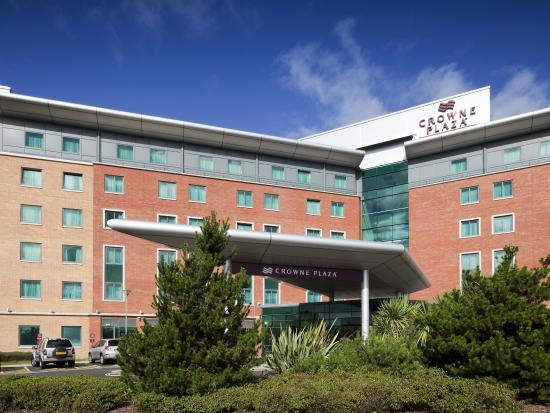 Crowne Plaza Hotel Nec Birmingham Review