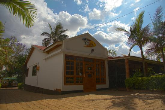 Safariland Cottages: head office