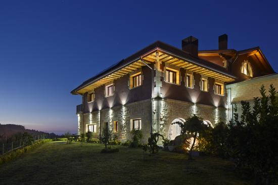 hotel rural cap d any: