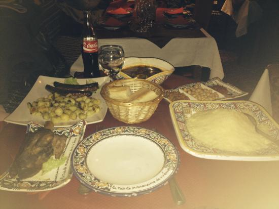 La Table Marocaine Picture Of La Table Marocaine Du Xve Paris Tripadvisor