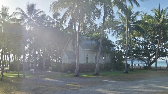 St Mary's by The Sea chapel