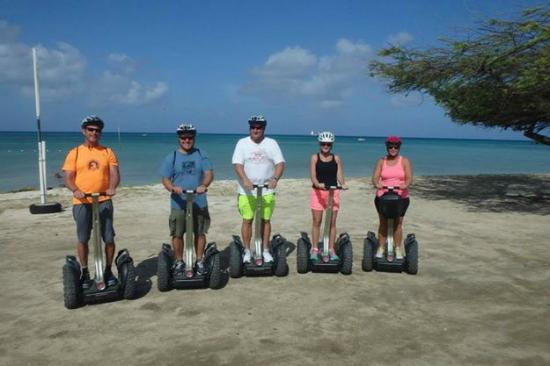 Segway Tours Aruba-Day Tours