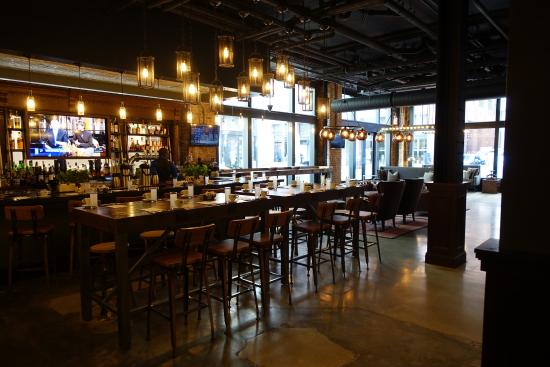 The cosy bar in the Q&C - Picture of Q&C Hotel, New ...