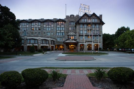 The Elms Hotel And Spa