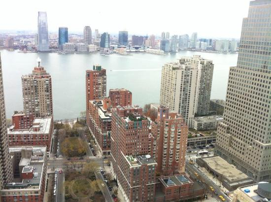 Vista 48 176 Andar Picture Of Holiday Inn Manhattan Financial District New York City Tripadvisor