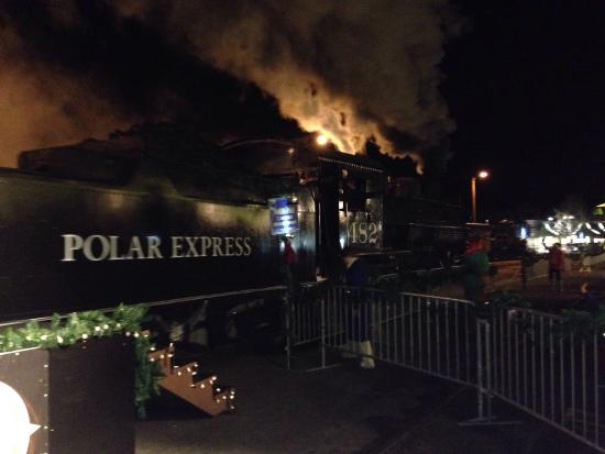 Polar express picture of durango and silverton narrow for What is the best polar express train ride