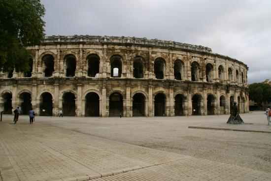 Tourist Attractions In Nimes France Nimes tourism best of france