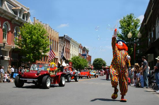 Family Friendly Festivals in Franklin, Tennessee