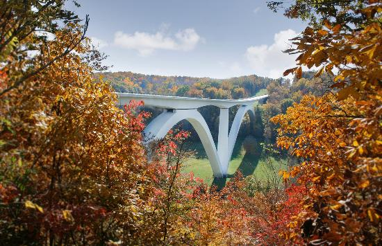 Franklin, TN: Natchez Trace Parkway, a scenic byway