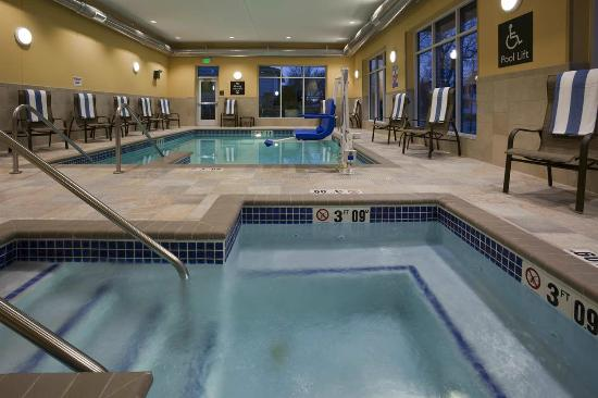 Homewood Suites By Hilton Rochester Saint Mary S Indoor