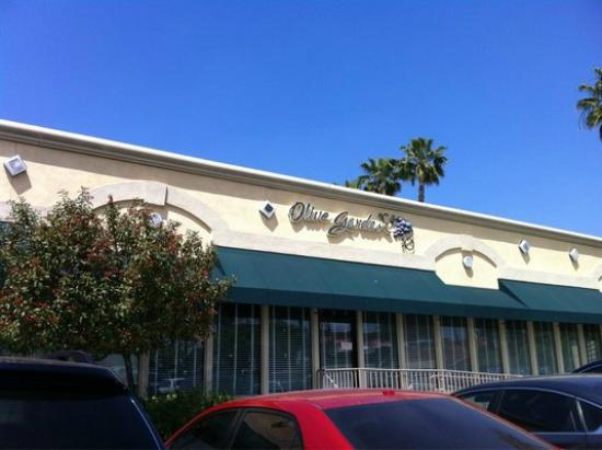 olive garden whittier in the quad shopping center picture of olive garden whittier tripadvisor
