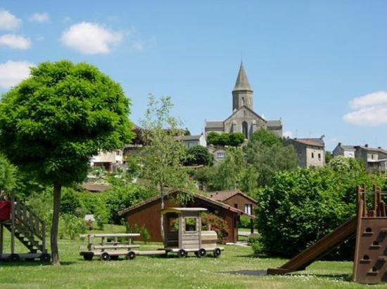 Chateauponsac, France: Camping