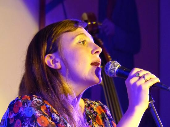 Cooper Hall: Siobhan Miller, Salthouse, Frome Festival 2014 - cooper-hall