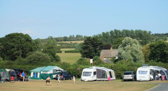 The Orchards Holiday Caravan and Camping Park
