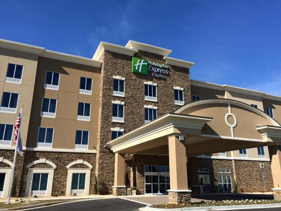 Holiday Inn Express Hotel Amp Suites Albany Ga Hotel