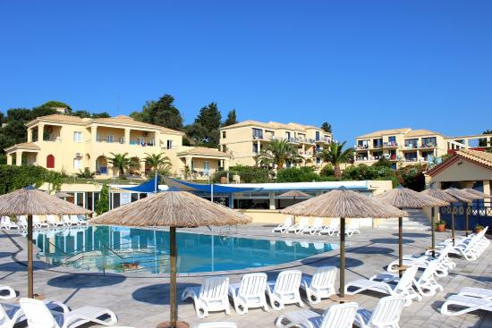 Corfu Greece Apartments And Villas