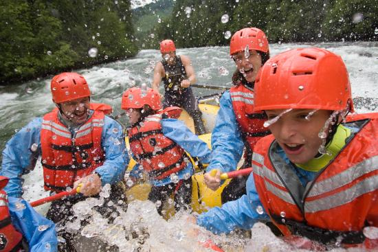 REO Rafting Resort - Day Trips