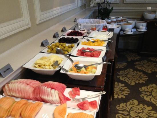 breakfast picture of macdonald bath spa hotel bath