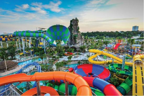 Black Mountain Water Park (Hua Hin, Thailand): Address, Phone Number, Attract...