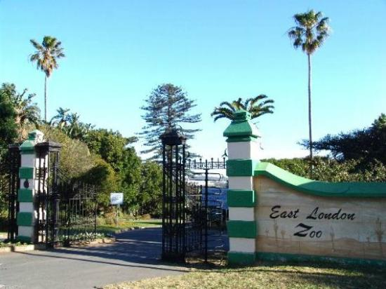 East London Zoo South Africa Address Phone Number