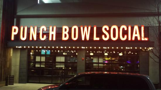 Punch Bowl Social Detroit Menu Prices Amp Restaurant