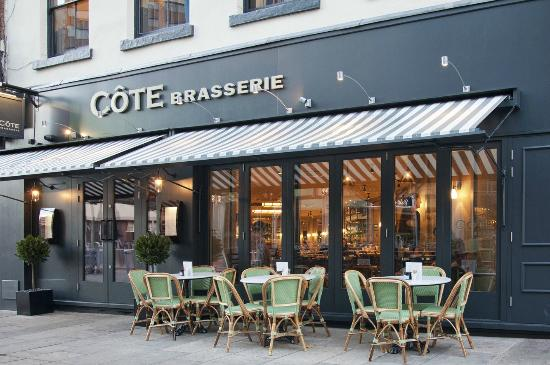 Cote Brasserie Cardiff Central Cardiff Restaurant