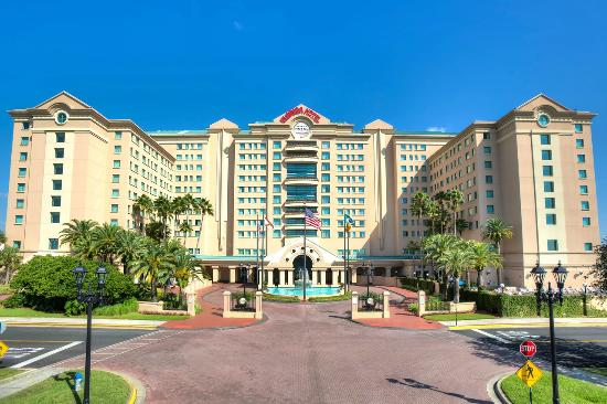 Howard Johnson Plaza Hotel Orlando