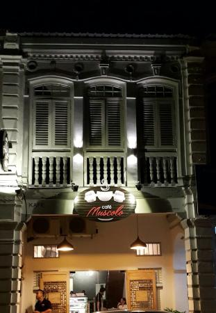 Cafe Muscolo