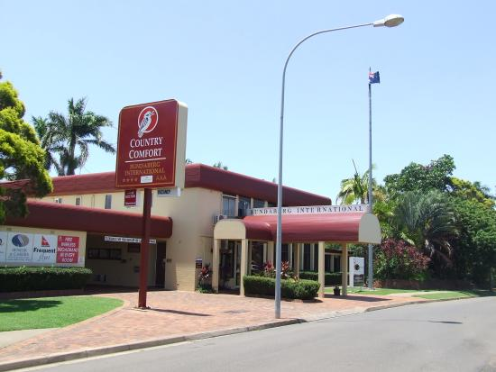 Country Comfort Bundaberg