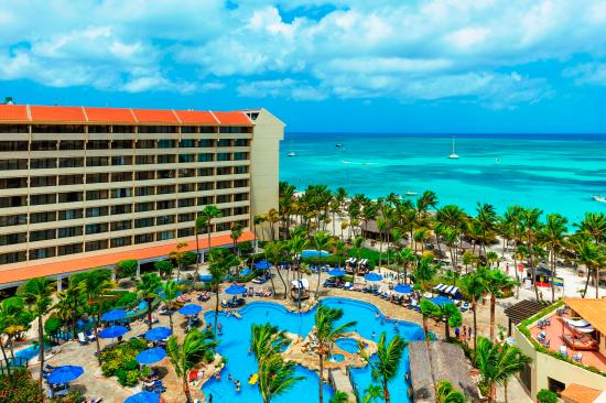 Occidental Grand Aruba All Inclusive Resort