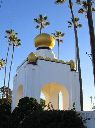 One Of Many Vibrant Views Picture Of Self Realization Fellowship Hermitage Meditation