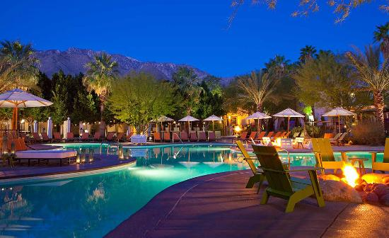 Riviera Resort & Spa, Palm Springs