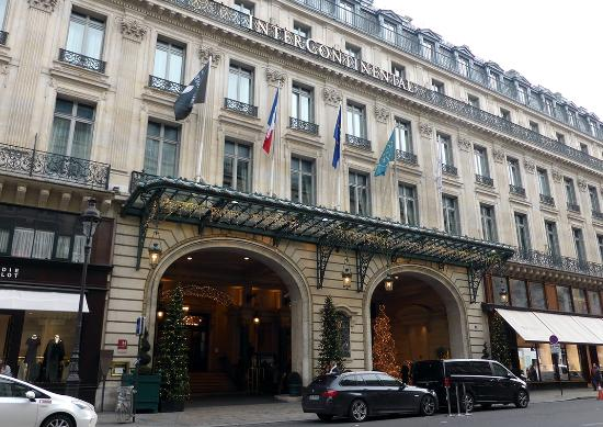 Hotel Paris Le Grand Intercontinental