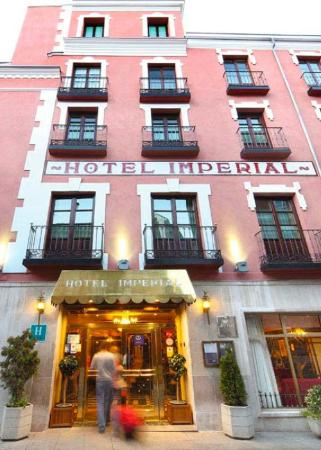 Photo of Hotel Zenit Imperial Valladolid