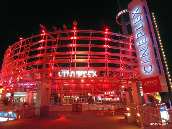 Cinemark to replace CityWalk AMC Theatres at Universal Orlando Resort in Entertainment, Theme Parks, Universal CityWalk, Universal Orlando Posted .