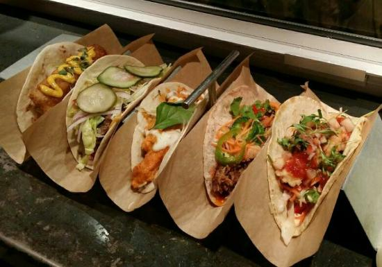 Velvet Taco: Fabulous taco selection!