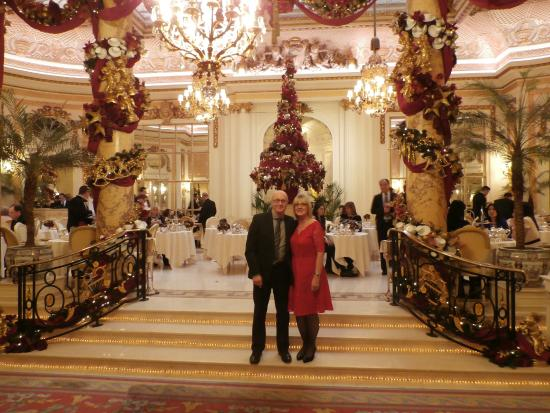 The Ritz Palm Court - Afternoon tea - Picture of The Ritz ...