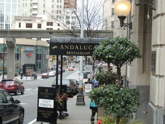 restaurant seattle washington picture of andaluca seattle